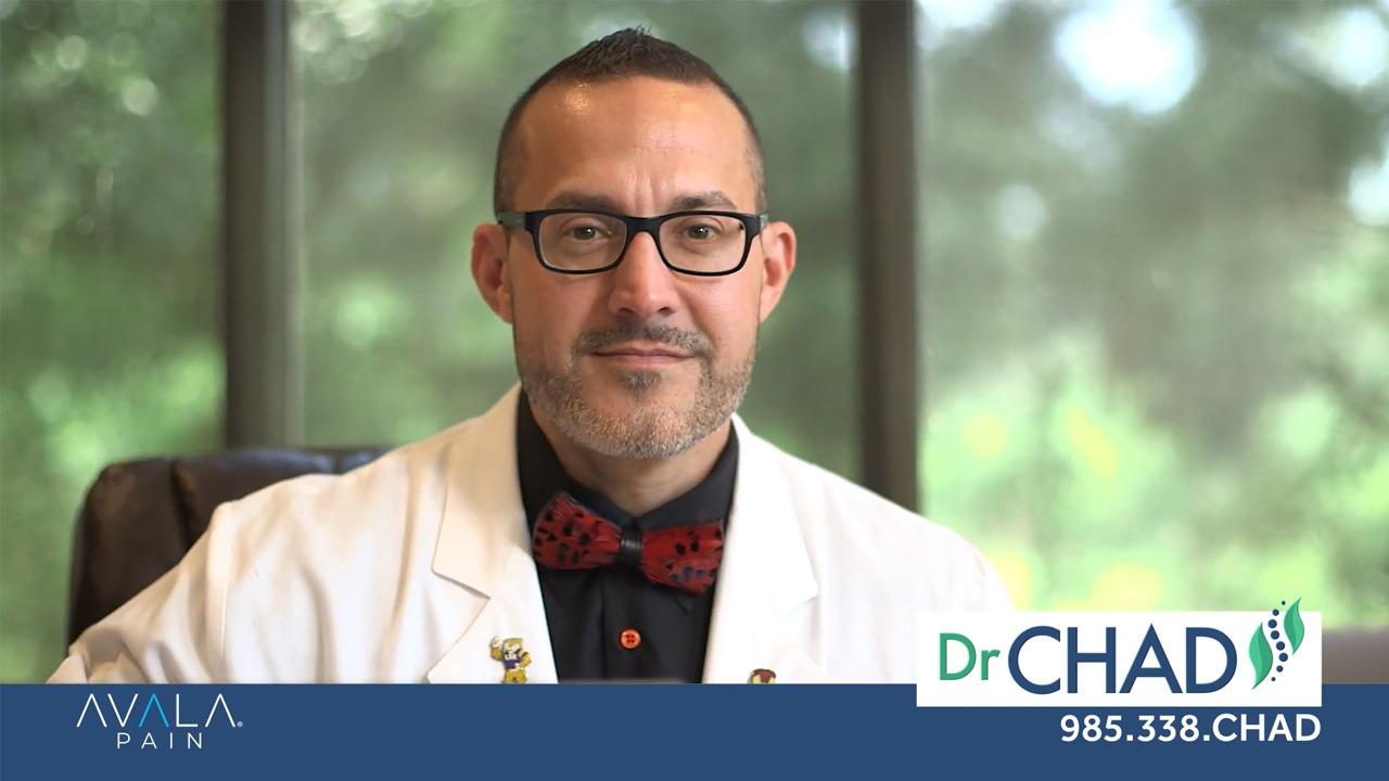 Dr.Chad Domangue